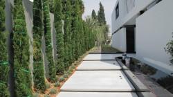 דוגמה לעבודות בטון של סטודיו בטון